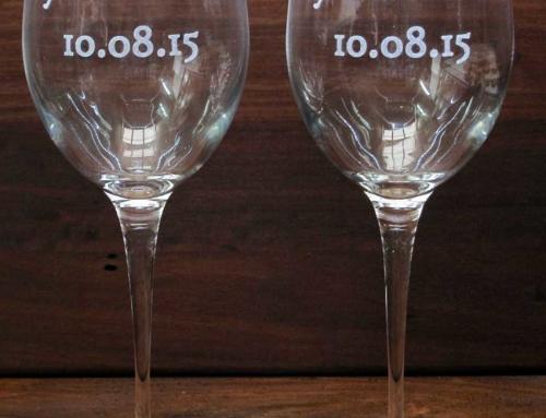 Glassware – Italian Crystal