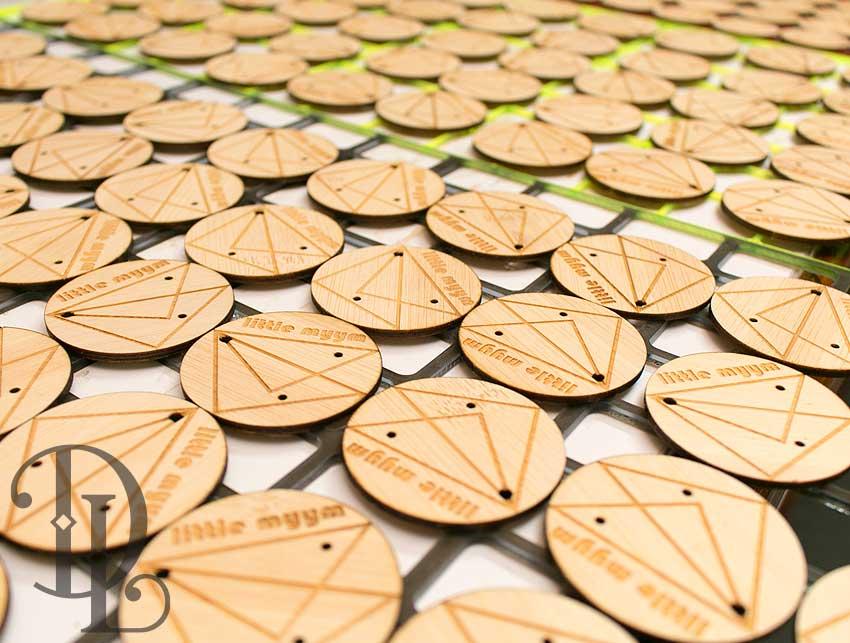Bamboo Swingtag/Backing Cards